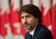 Trudeau says no 'silver bullet' to vaccinate world amid debate on patent rules