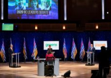 B.C. snap election coloured by pandemic recovery, candidate gaffes