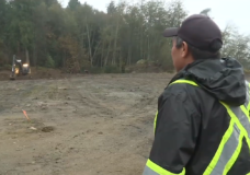 'Heartbeat of our community': Tsawout First Nation breaks ground on new longhouse
