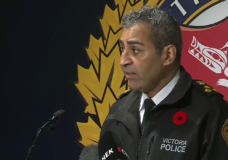 Canada seeing increase in highly concentrated fentanyl, says VicPD