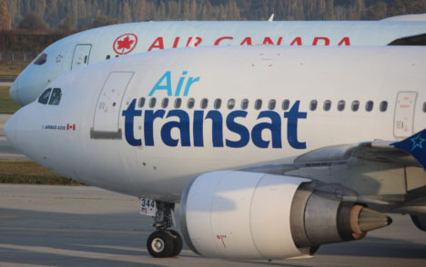 Airline industry group wants Ottawa to follow U.K.'s lead, help bring in restart plan