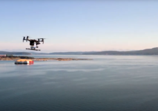Salt Spring Island company first to receive Canadian licence to carry commercial goods by drone