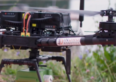 Salt Spring Island drone company can now transport commercial goods