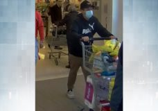 Nanaimo RCMP seeking help identifying man who attempted to steal $500 worth of products from Superstore