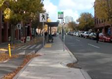 Victoria bike lanes discriminate against the blind, rules BC Human Rights Tribunal