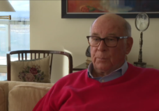 75-year-old COVID-19 survivor gives back to Victoria hospital that cared for him