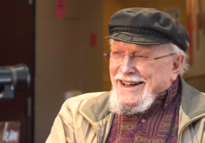 91-year-old former journalist publishes first novel