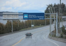 Vancouver Island travel roadblocks to be confined to ferry terminals