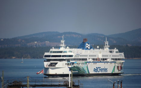 Monday sailings from Swartz Bay to Tsawwassen all sold out: BC Ferries
