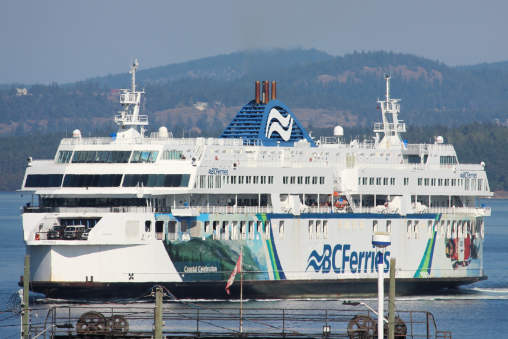 BC Ferries releases fiscal year-end stats, sees 40 per cent decline in passengers since last March