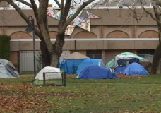 Vancouver Island health officials prepare for worst as COVID-19 cases surge on Vancouver's Downtown Eastside