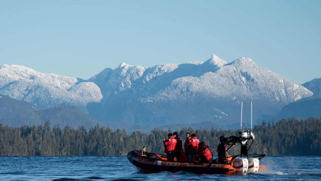 First Nations receive federal funds to purchase marine rescue boats