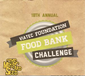VIATEC Foundation Food Bank Challenge