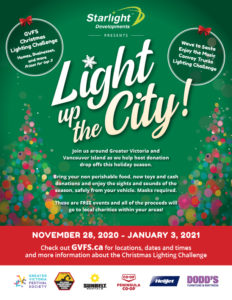 LIGHT UP THE CITY 2020 @ ALL