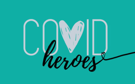 Nominate an individual, non-profit or business for a COVID Hero Award