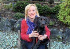 PET CHEK: Poppy an adorable black lab-cross puppy