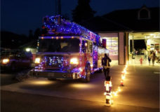 Sooke Santa Run to carry on this year, with some major changes