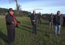 Province returns traditional territory to Tsartlip First Nation