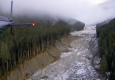3D scan of Bute Inlet landslide to provide detailed insight into what happened