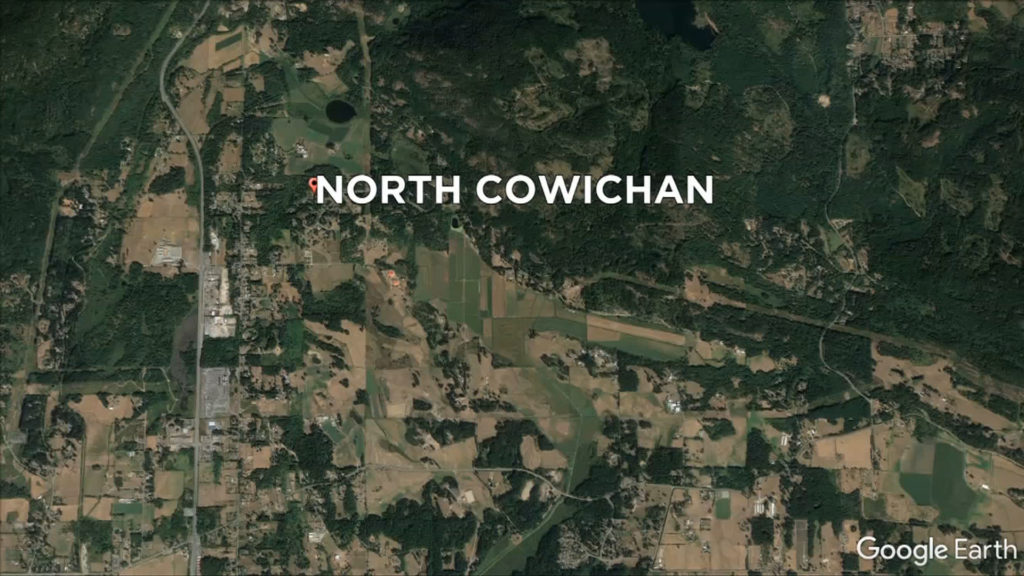 Christmas morning house fire in North Cowichan deemed fatal