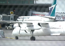WestJet flight that landed in Nanaimo added to province's COVID-19 exposure list