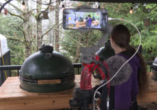 CHEK Upside: Island chef's cooking live streams creating online culinary community