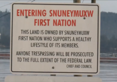 Snuneymuxw First Nation dealing with rising COVID-19 cases