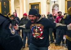 The New Normal: UVic professor calls events at U.S. Capitol Hill alarming but predictable