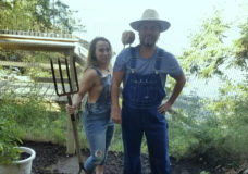 CHEK Upside: Pender Island couple vows to live off the land for a year