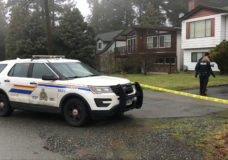 RCMP investigating after body found in front of Nanaimo home
