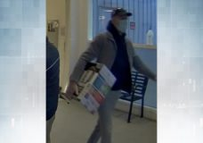 Nanaimo RCMP searching for shoplifter who threatened Superstore employee