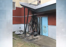RCMP investigate suspiciousfires set outside North Cowichan elementary schools