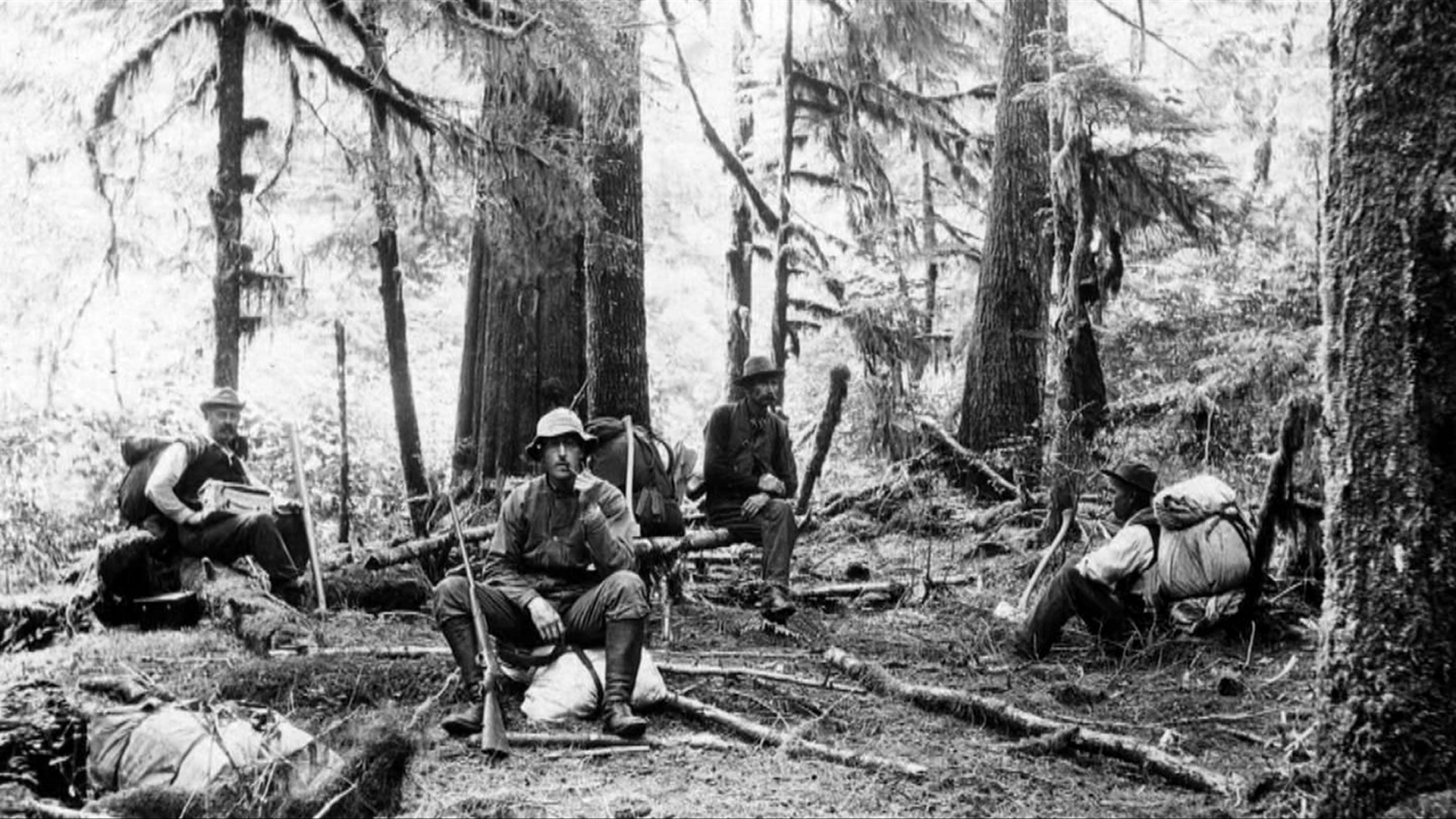This Week in History: A fascinating trek across Vancouver Island in the 1890s
