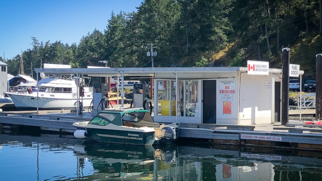 Man dies after entering water near North Saanich marina, coroner investigating