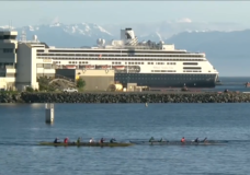 Hundreds of ships scheduled to arrive in Victoria this cruise season, but cancellations expected