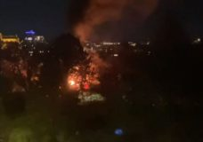 Beacon Hill Park tent fire highlights need to get those sheltering in parks proper shelter, says Helps