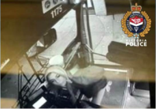 VicPD searching for 'irate' woman who spat on BC Transit operator
