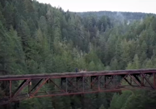B.C.'s premier joins calls for barriers to be installed at Goldstream trestle