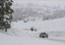 Two people buried in separate avalanches near Courtenay