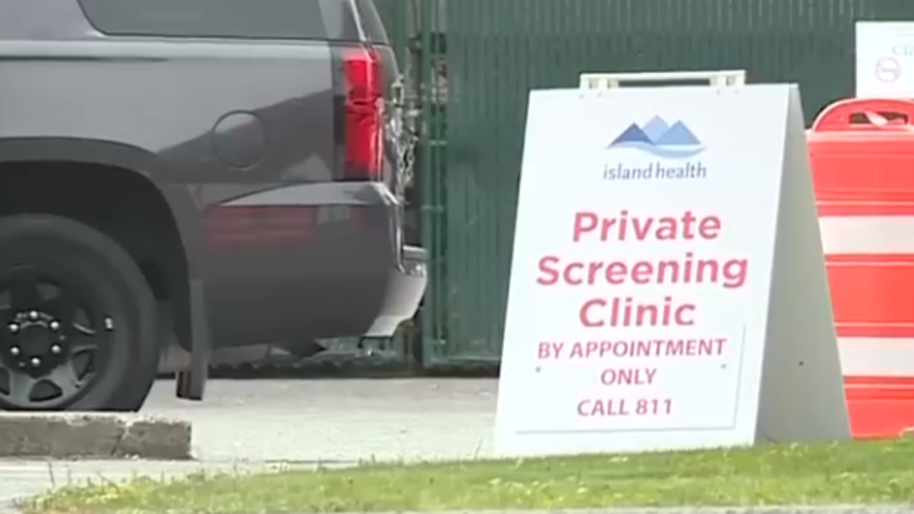 Island Health's COVID-19 testing call centre experiencing technical issues, delays expected