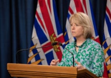 B.C. reports 465 new cases of COVID-19, 27 new in Island Health