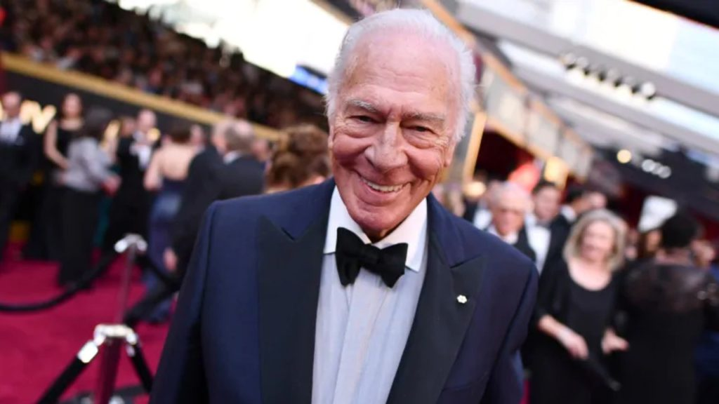Legendary Canadian actor Christopher Plummer dies at 91