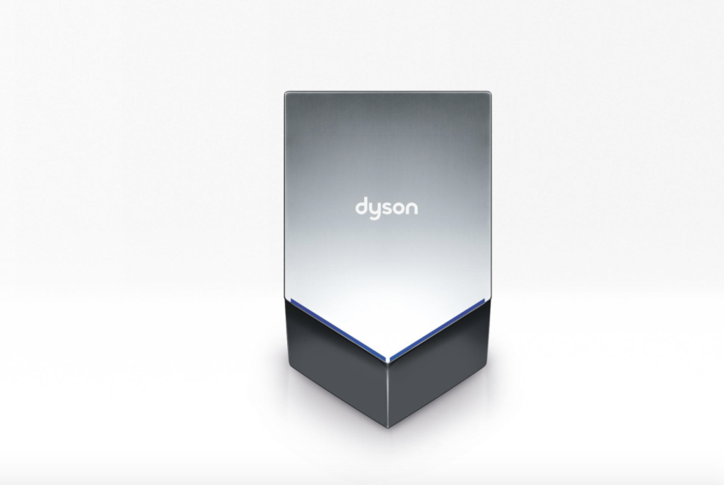 Dyson hand dryer worth $1,100 stolen from Oak Bay bathroom