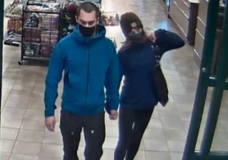 Two accused of stealing walkie-talkies from Nanaimo outdoor store