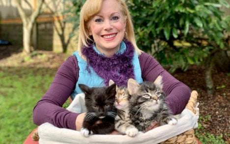 Pet CHEK: Tinsel, Holly and BoBo have an incredible survival story