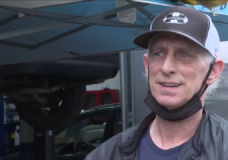 CHEK Upside: Victoria man gives back on birthday with drive-thru food bank