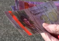 Chemainus Dollars to be discontinued in April