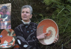 CHEK Upside: Oak Bay woman creates basket making fundraiser for Rwandan town