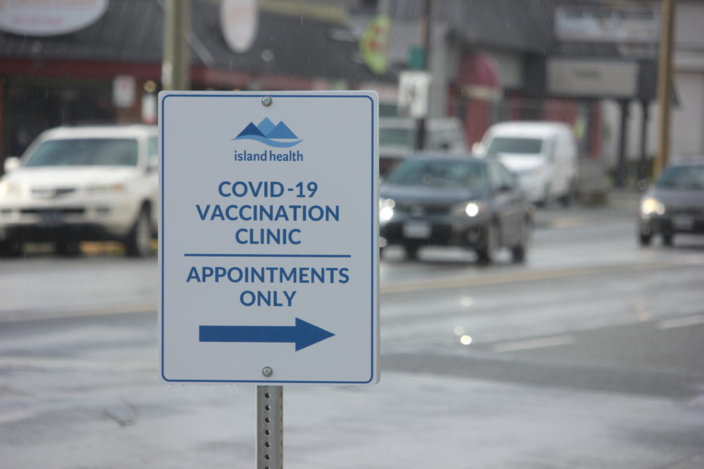 B.C. extends COVID-19 vaccine appointments to 70-year-olds