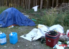 Vancouver Island communities on west coast bracing for more illegal summer camping